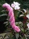Cormo angora silk